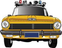 Stationcar EJ Holden Royalty-vrije Illustratie