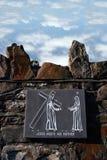 Stationen des Kreuzes   lizenzfreie stockfotografie