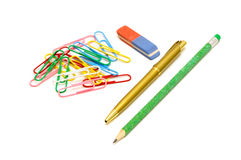 Stationery Royalty Free Stock Photo