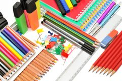 Stationery stock images