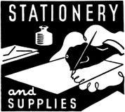 Stationery Royalty Free Stock Photos