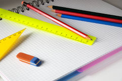 Stationery Royalty Free Stock Image