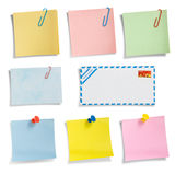 Stationery collection 02 Stock Photos