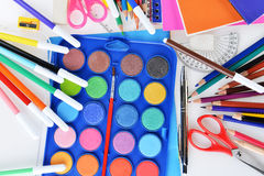 Stationery facilities Royalty Free Stock Image