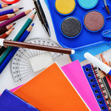Stationery facilities Stock Image