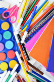 Stationery facilities Royalty Free Stock Images
