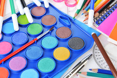 Stationery facilities Stock Photography