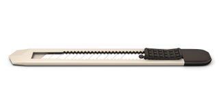 Stationery knife. Royalty Free Stock Photos