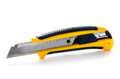 Stationery knife Stock Photography