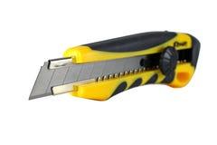 Stationery knife Royalty Free Stock Photo