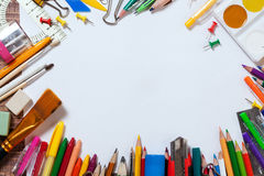 Free Stationery Objects Stock Photography - 44517792