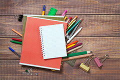 Stationery Objects Stock Photography