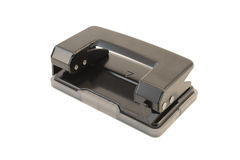 Stationery office hole punch Stock Image