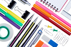 Stationery for office Stock Photography