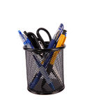 Stationery Pencil Case stock image