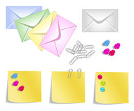 Stationery products Royalty Free Stock Image