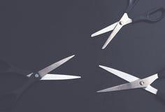 Stationery scissors Stock Image