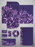 Stationery set Royalty Free Stock Image