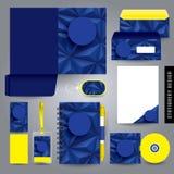 Stationery set design / Stationery template. Stock Photography