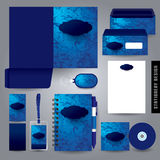 Stationery set design / Stationery template. Stock Photos