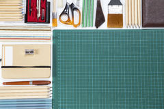 Stationery supplies Royalty Free Stock Photo