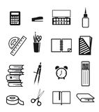 Stationery supplies Royalty Free Stock Photography