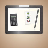 The stationery Stock Images
