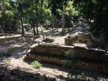 Stationnement archéologique Image libre de droits