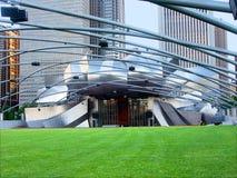 Stationnement Chicago l'Illinois de millénaire Photo stock