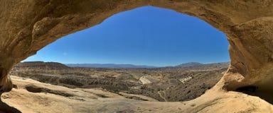 Stationnement d'état de désert d'Anza Borrego Images libres de droits
