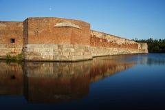 Stationnement d'état historique de Zachary Taylor de fort Image libre de droits