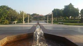 Stationnement d'Azhar Photographie stock
