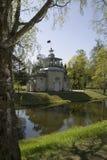 Stationnement d'Ekaterinensky - chapelle photos libres de droits