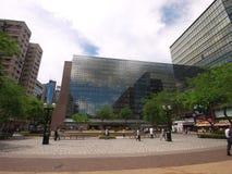 Stationnement dans le tsui de sha de tsim est Photos libres de droits