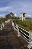 Stationnement de Cycberjaya Photos libres de droits