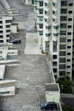 Stationnement de dessus de toit Images libres de droits