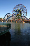 Stationnement de Disney la Californie Adventure⢠Photos stock