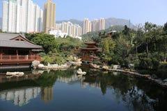 Stationnement de Hong Kong photographie stock libre de droits