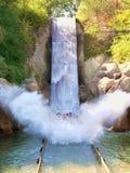 Stationnement de l'eau Photo libre de droits