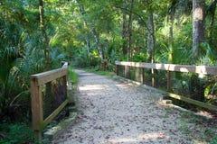 Stationnement de la Floride Images libres de droits