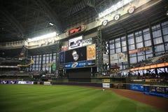 Stationnement de Miller - Milwaukee Brewers Photographie stock libre de droits