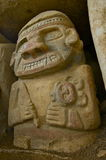 Stationnement de San Agustin Archaelogical - Colombie Photos stock