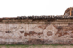 Stationnement historique d'Ayutthaya Photos stock