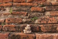 Stationnement historique d'Ayutthaya Images libres de droits