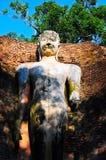 Stationnement historique de Kamphaeng Phet, Thaïlande Images libres de droits