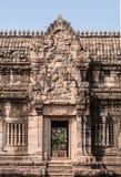Stationnement historique de Phimai Photo stock