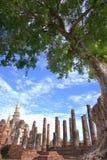 Stationnement historique de Sukhothai Photo libre de droits