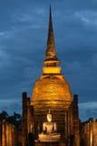 Stationnement historique de Sukhothai Image stock
