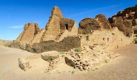 Stationnement historique national de culture de Chaco Photos libres de droits