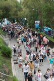 Stationnement Hong Kong d'océan Image stock